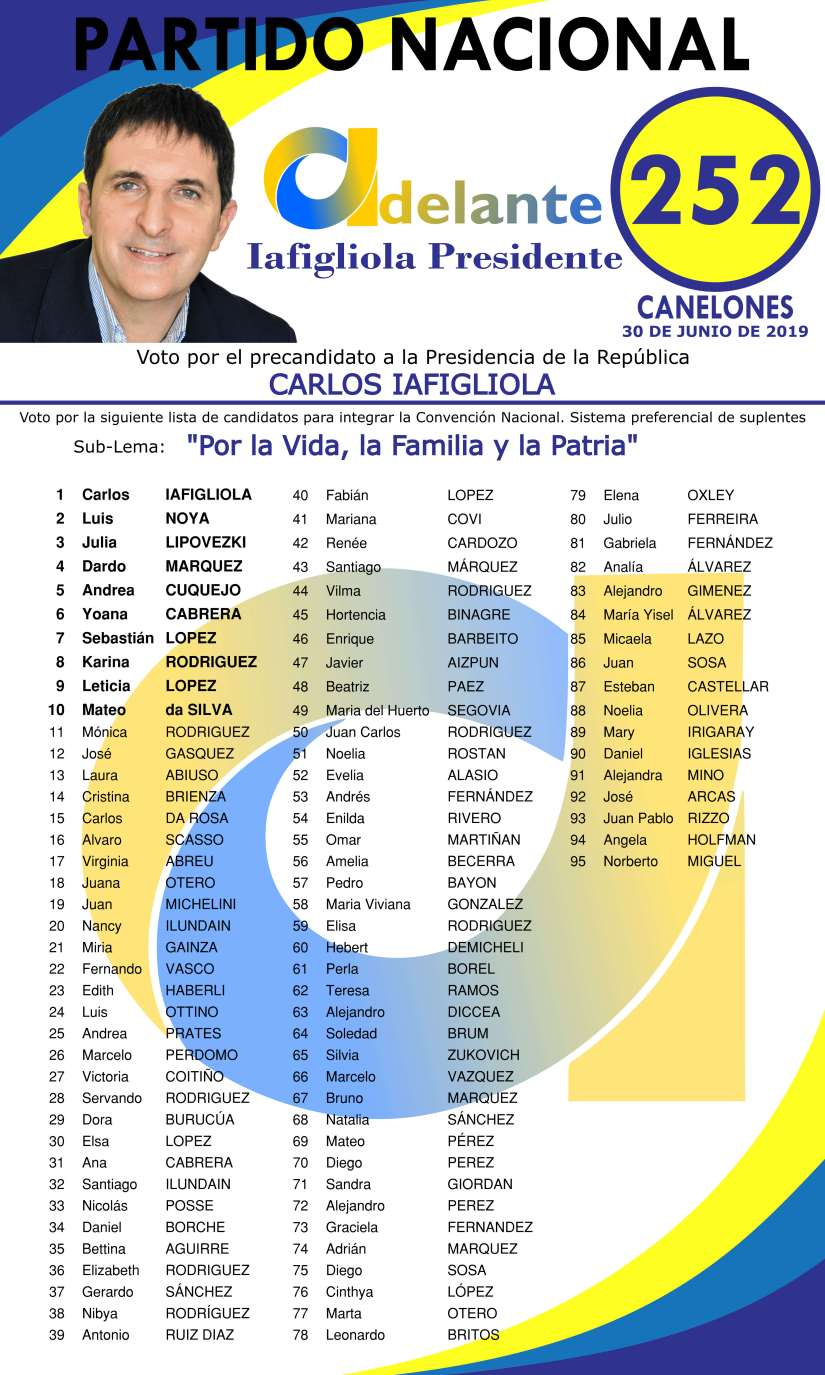 Canelones 252