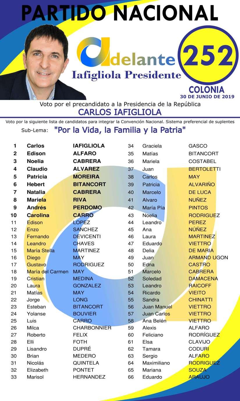Colonia 252