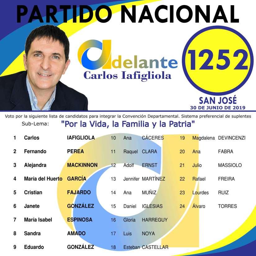San José 1252