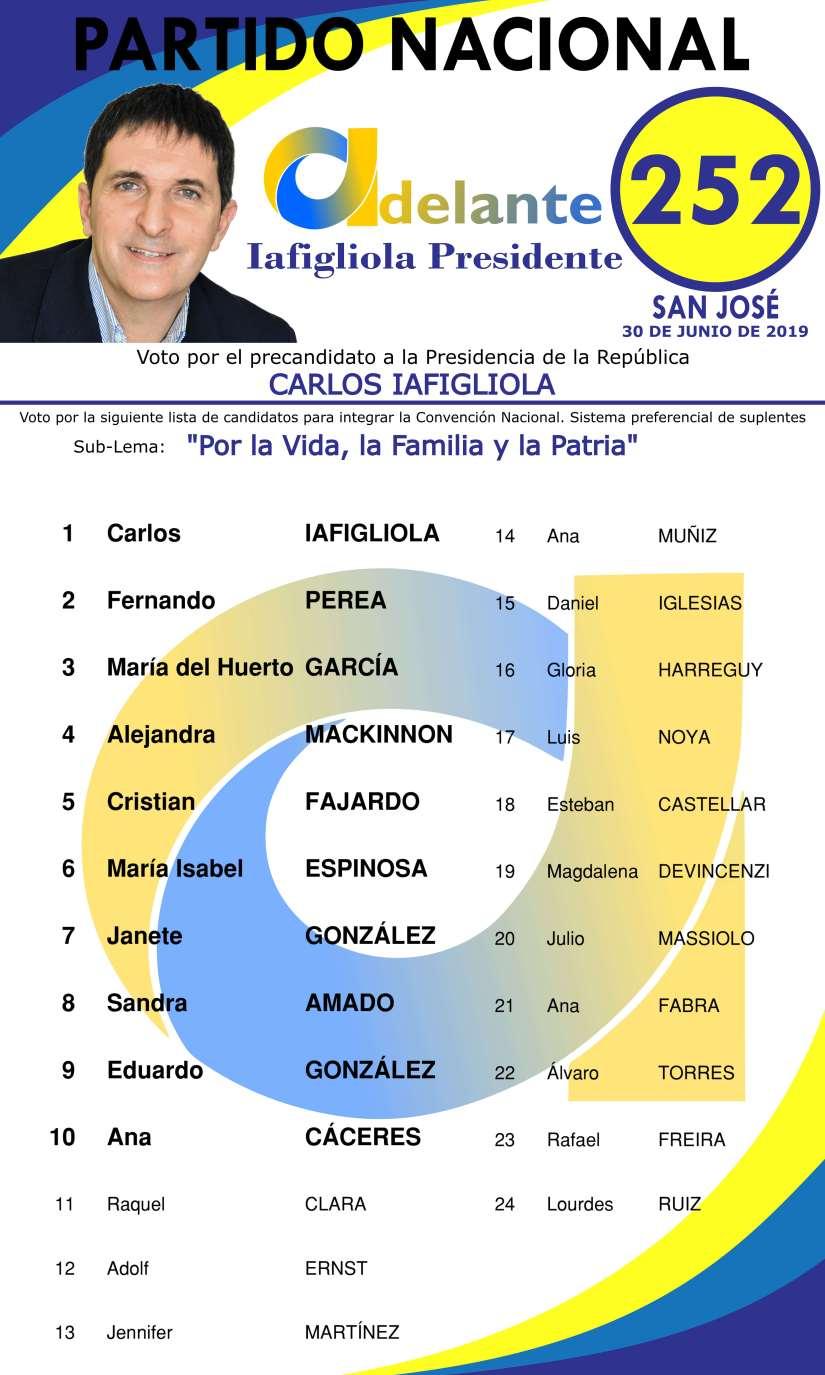 San José 252